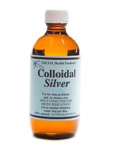 colloidal silver 500 ml