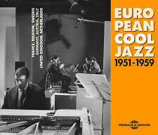 European Cool Jazz 1951-1959 (2CD), New Music