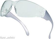 Delta Plus Venitex BRAVA 2 Clear GAFAS SOL PROTECTORAS ciclismo anteojos gafas
