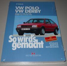 Reparaturanleitung VW Polo II Typ 86 C ab 9/81 - 8/94 Derby 9/81 - 8/85 NEU!