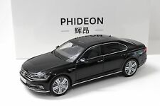 1:18 Shanghai Volkswagen PHIDEON black 2017 DEALER NEW bei PREMIUM-MODELCARS