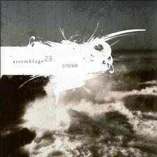 Assemblaggio 23 Storm CD 2004