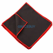 5PCS Guitar Cleaner Cleaning Cloth Micro Fibre Polishing Cloth for Instrume
