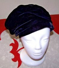 "Vintage Womens' BERET Styled Hat - Approx 21 1/8"" - Size Small - EUC!"