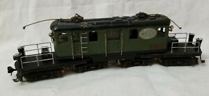 """VTG. SUYDAM BRASS HO #1579 ILLINOIS TERMINAL SYS. """"CLASS C"""" ELECTRIC - PAINTED"""