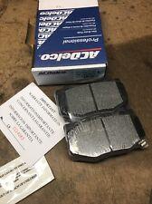 ACDelco Pro 19339836 Ceramic Rear Disc Brake Pad CTS-V Camaro Corvette