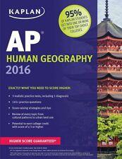 Kaplan AP Human Geography by Kelly Swanson 9781625231451 (Paperback, 2015)