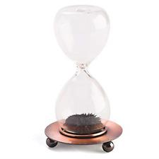 Desk Sand Time Clock Westminster Magnetic Hour Glass Timer Desktop Office Toy
