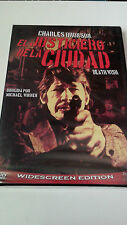"""DVD """"EL JUSTICIERO DE LA CIUDAD"""" PRECINTADA CHARLES BRONSON MICHAEL WINNER DEATH"""
