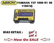 YAMAHA YZF 1000 R1 06 POWER COMMANDER ARROW Programable