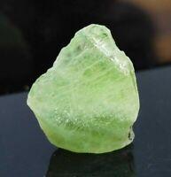 14.35ct, Natural Gem Grade Healing Peridot Crystal from Pakistan, US SELLER