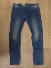 G-STAR RAW Jeans Hose Elwood 5620 3D LOW TAPERED W36/L36 Wisk Denim Lt Aged NEU