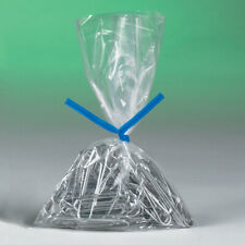 Flat Poly Bag, 7 x 10 Inch, 4000 Pack, 1.5 Mil, Clear