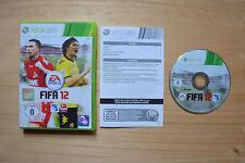 Xb360-Fifa 12 - (Neuf dans sa boîte, avec mode d'emploi)