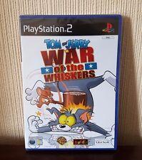 TOM & Jerry guerra dei baffi di (Sony PLAYSTATION 2, 2002) - NUOVO e SIGILLATO