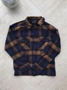 Pendleton Button Up Plaid Shirt Size Large