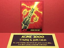 Topps - Mars Attacks The Revenge - RED Parallel BASE Card 39 - 61/99