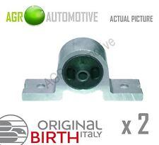 2 x BIRTH REAR AXLE CONTROL ARM WISHBONE BUSH PAIR OE QUALITY REPLACE 2605