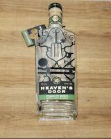 Bob Dylan's Beautifully Designed Heaven's Door Straight Rye Whiskey Bottle