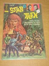 STAR TREK #17 FN- (5.5) GOLD KEY COMICS DECEMBER 1972