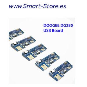 REPUESTO CLAVIJA CONECTOR DE CARGA USB DOOGEE DG 280 LEO -- DESDE ESPAÑA