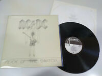 "Acdc AC/Dc Flick Of The Switch 1983 Atlantic Spain Edit - LP Vinyl 12 "" VG/VG"