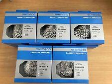 Cassettes Shimano Alivio Hg51 11-32t