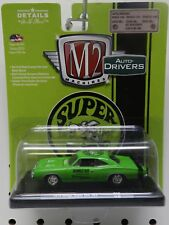 SASSY GRASS GREEN 1970 CORONET SUPER BEE 383 18-02 DODGE BOYS SCAT PACK MOPAR M2