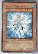 YU-GI-OH Kalte Zauberin Rare TDGS-DE096