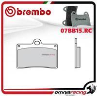 Brembo RC - Pastiglie freno organiche anteriori per Bimota Bellaria 600 1990>