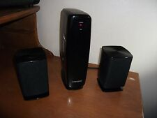 Samsung Home Theater SWA-4000 Wireless Receiver Module+2 Speakers ONLY