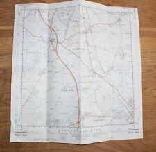 Ordnance Survey Map SK 68 RANSKILL 1:25 000 Hodsock Barnby Moor Babworth Blyth