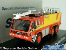 JAVELIN FIRE ENGINE TRUCK MODEL EDDIE STOBART SOUTHEND AIRPORT 1:76 4664109 T3