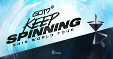 GOT7 OFFICIAL 2019 WORLD TOUR 'KEEP SPINNING' Photocards [Multi Member]