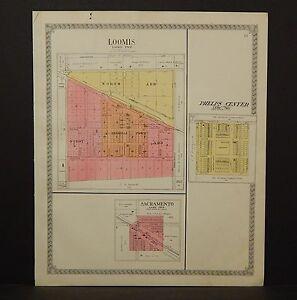 Nebraska Phelps County Map Loomis Phelp's Center 1920   L12#23