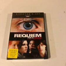 Requiem for a Dream (Dvd, 2001, Director's Cut) New Sealed!