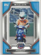 PHINLEY 2015 Topps Pro Debut Mascot Clearwater Threshers Florida St. A-Phillies