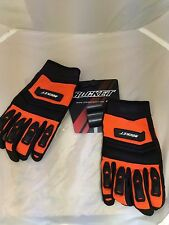 JOE ROCKET ORANGE MENS VELOCITY MESH MOTORCYCLE STREET GLOVES SMALL