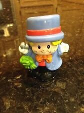 Fisher Price Little People Ringmaster w Frog/Microphone figure