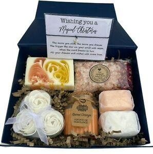 Ladies Pamper Hamper, Christmas Thank You Gift For Her Sister Friend Mum Wife