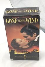 BRAND NEW Gone With The Wind VHS 2 Tape Classic Film Movie Drama Classic Video