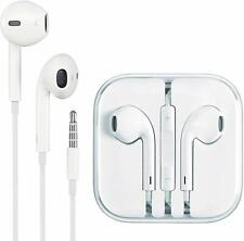 New For iPhone 6S 6 5 5S Wired 3.5MM Jack Headphones Headset Earbuds Gifts