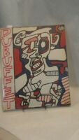 JEAN DUBUFFET Exposition Fevrier 8 Avril 1968 Arts / First Edition