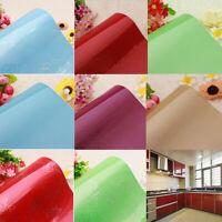 Glitter Contact Paper Self Adhesive Waterproof Wallpaper Borders Kitchen Decor