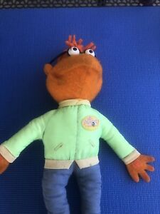 Scooter The Muppet Show 1978 Vintage Fisher Price Stuffed Plush Doll