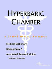 USED (GD) Hyperbaric Chamber - A Medical Dictionary, Bibliography, and Annotated