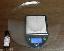 SILVER NITRATE 10 Grams Lab Chemical AgNO3 Reagent ACS Grade Sargent Welch 99.9%
