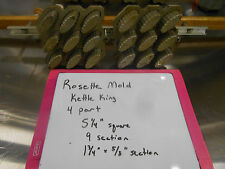 Kettle King Rosette Mold