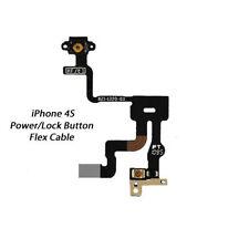 Pièces boutons iPhone 4S pour téléphone mobile Apple