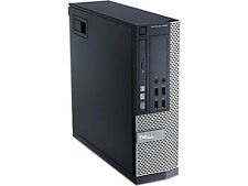 Dell OptiPlex 790 Quad Core i7-2600 3.4GHz 8GB memory 120GB SSD windows 7 PRO